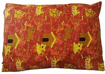 Diseño de perro con relleno cama para - perros en Orange: Amazon.es: Hogar