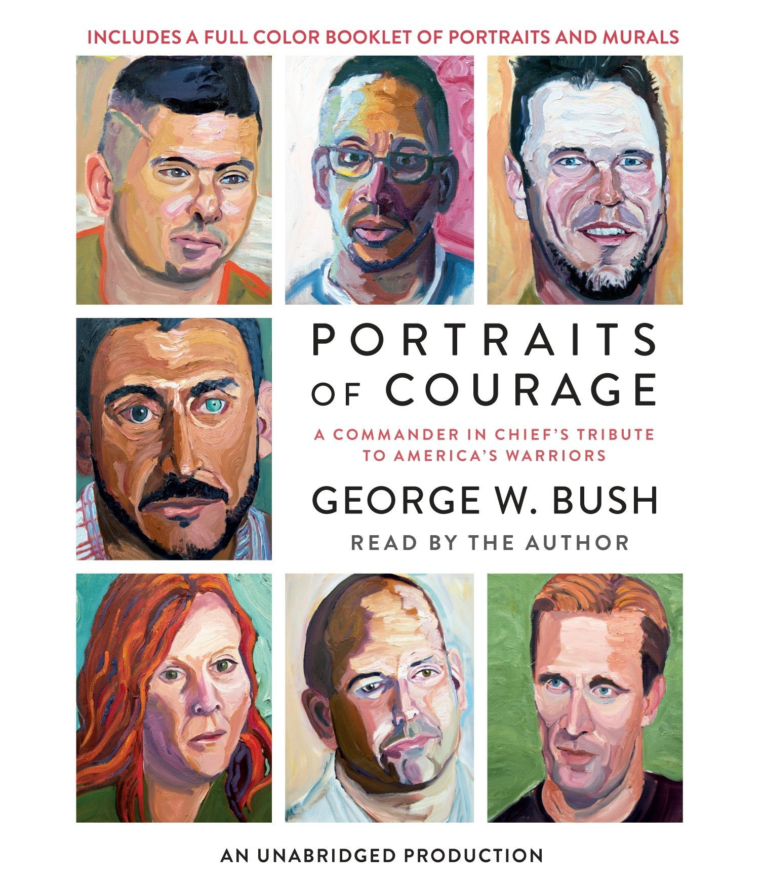Amazon.com: Portraits of Courage: A Commander in Chief\'s Tribute to ...