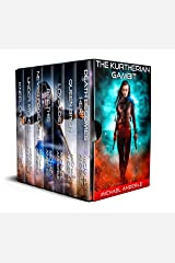 Kurtherian Gambit Boxed Set One: Books 1-7, Death Becomes Her, Queen Bitch, Love Lost, Bite This, Never Forsaken, Under My Heel, Kneel or Die (Kurtherian Gambit Boxed Sets Book 1) Kindle Edition