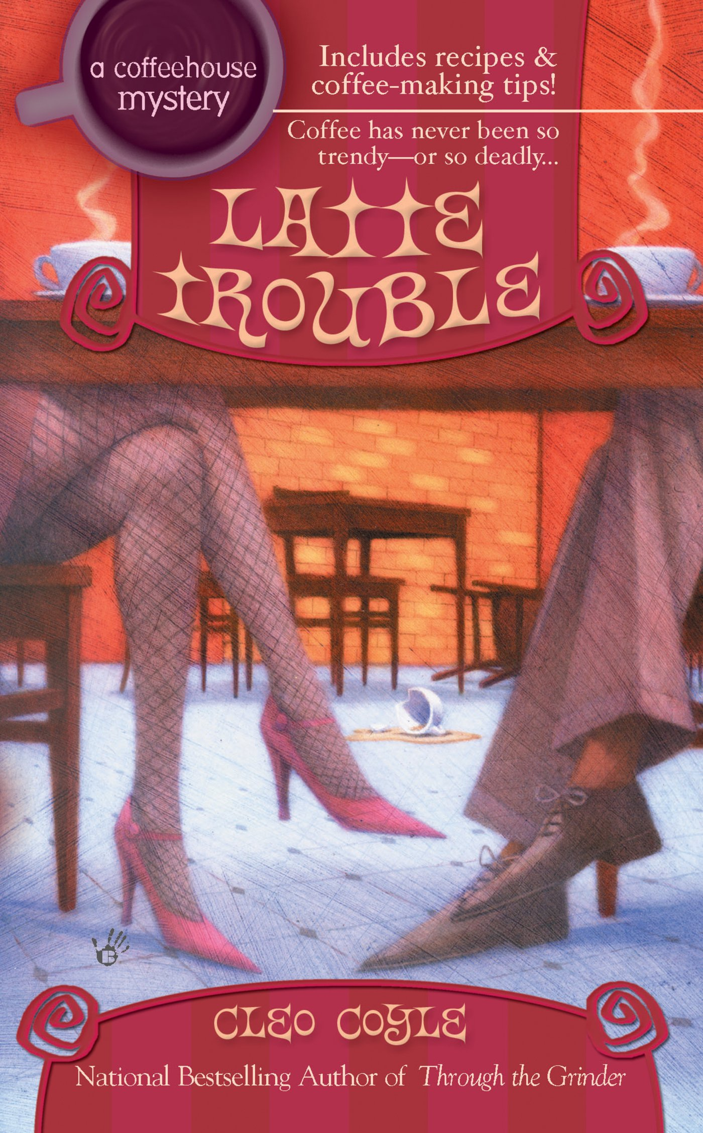 Latte Trouble Coffeehouse Mysteries No
