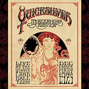 Live at the Winterland Ballroom - December 1, 1973