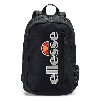 6a85f46ea526 ellesse Sport Reo Backpack Rucksack School College Sports Bag - Black