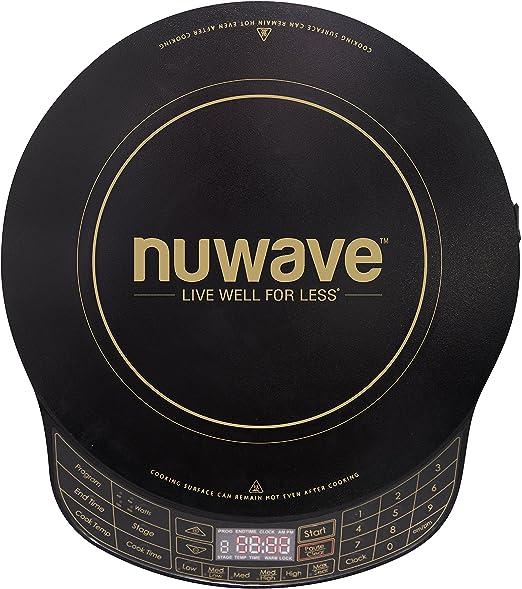 Nuwave 30401 Precision Induction Cooktop Black Amazon Ca Home Kitchen