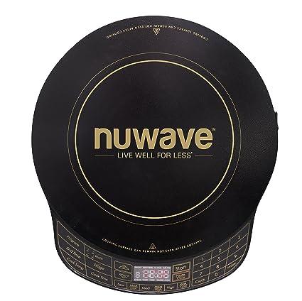 Amazon Nuwave Platinum 30401 Precision Induction Cooktop Black