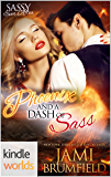 Sassy Ever After: Phoenix and a Dash of Sass (Kindle Worlds Novella)