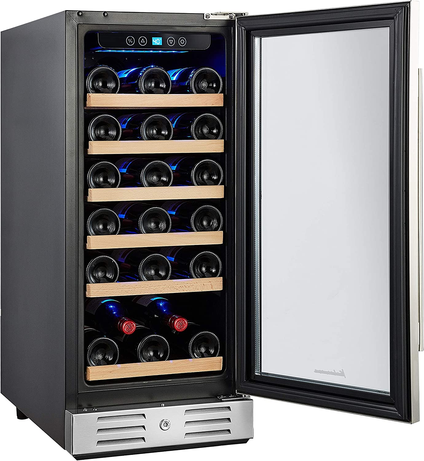 Kalamera 30 Bottle Wine Cooler
