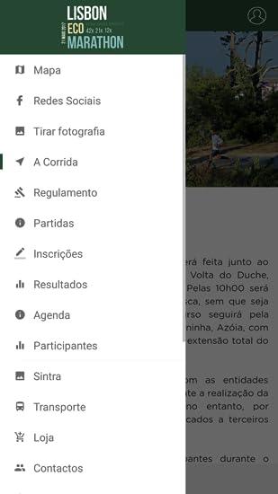 Amazon.com: Lisbon Eco Marathon 2017: Appstore for Android