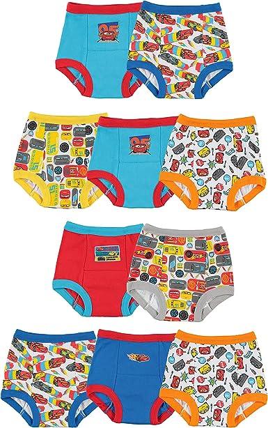 Pixar Toddler Boy Potty Training Pant Multipacks