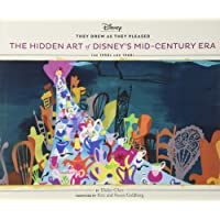 They Drew as They Pleased Vol. 4: The Hidden Art of Disney's Mid-Century Era