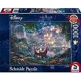 Thomas Kinkade, Disney Rapunzel.1000 Teile Puzzle