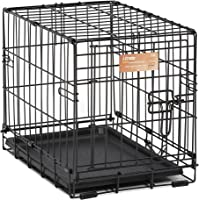 MidWest iCrate Single / Double Door Folding Metal Dog Crates
