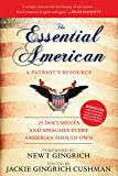 The Essential American: 25 Documents and Speeches Every American Should Own