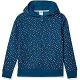 Amazon Essentials Girls' Fleece Zip-up Hoodie Sweatshirts
