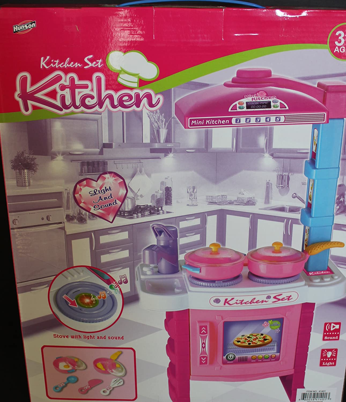 Amazon com hunson mini kitchen set toys games