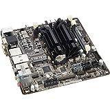 ASRock Mini-ITX マザーボード Celeron J1900 4コア Q1900DC-ITX