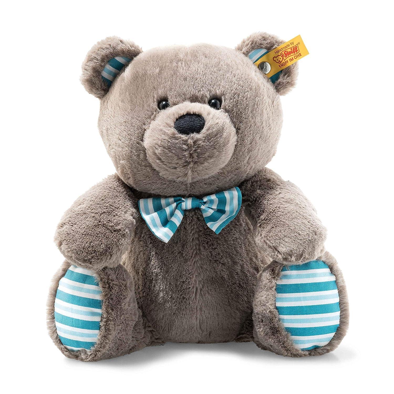 Geschenkverpackung Steiff 241543 Soft Cuddly Friends Bearzy Teddybär 28 cm incl