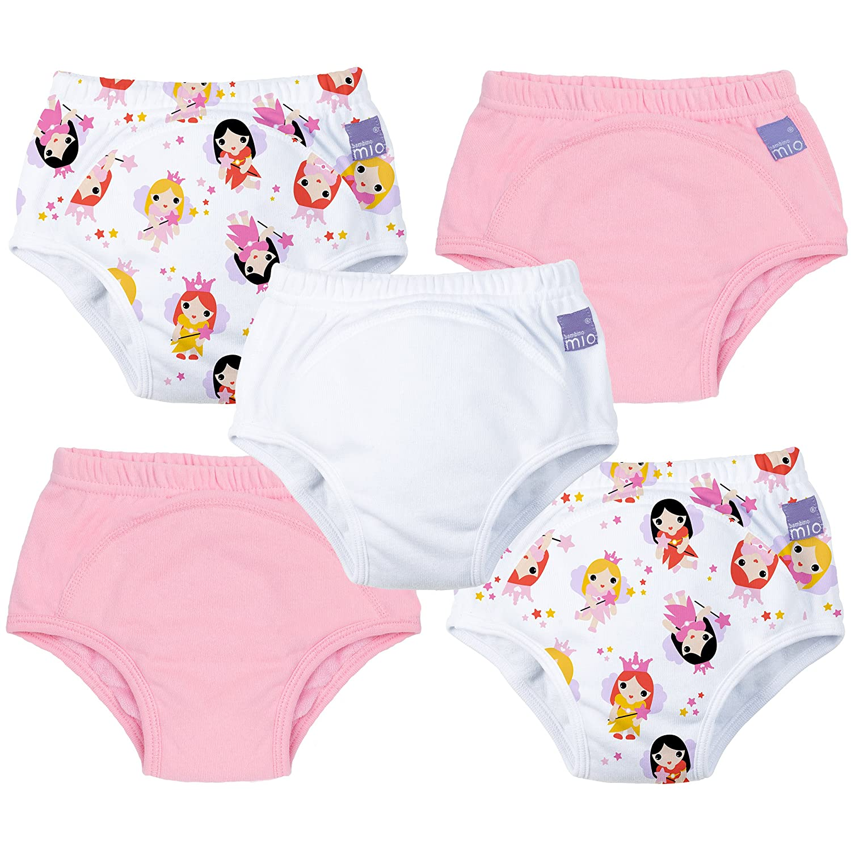 Bambino Mio 2-3 Years Farmer Friends Potty Training Pants 5 Pack