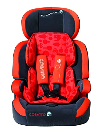 Cosatto Zoomi Group 1/2/3 Car Seat - Roundabout: Amazon.co.uk: Baby