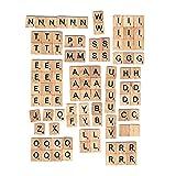 BSIRI 200 Scrabble Tiles NEW Scrabble Letters