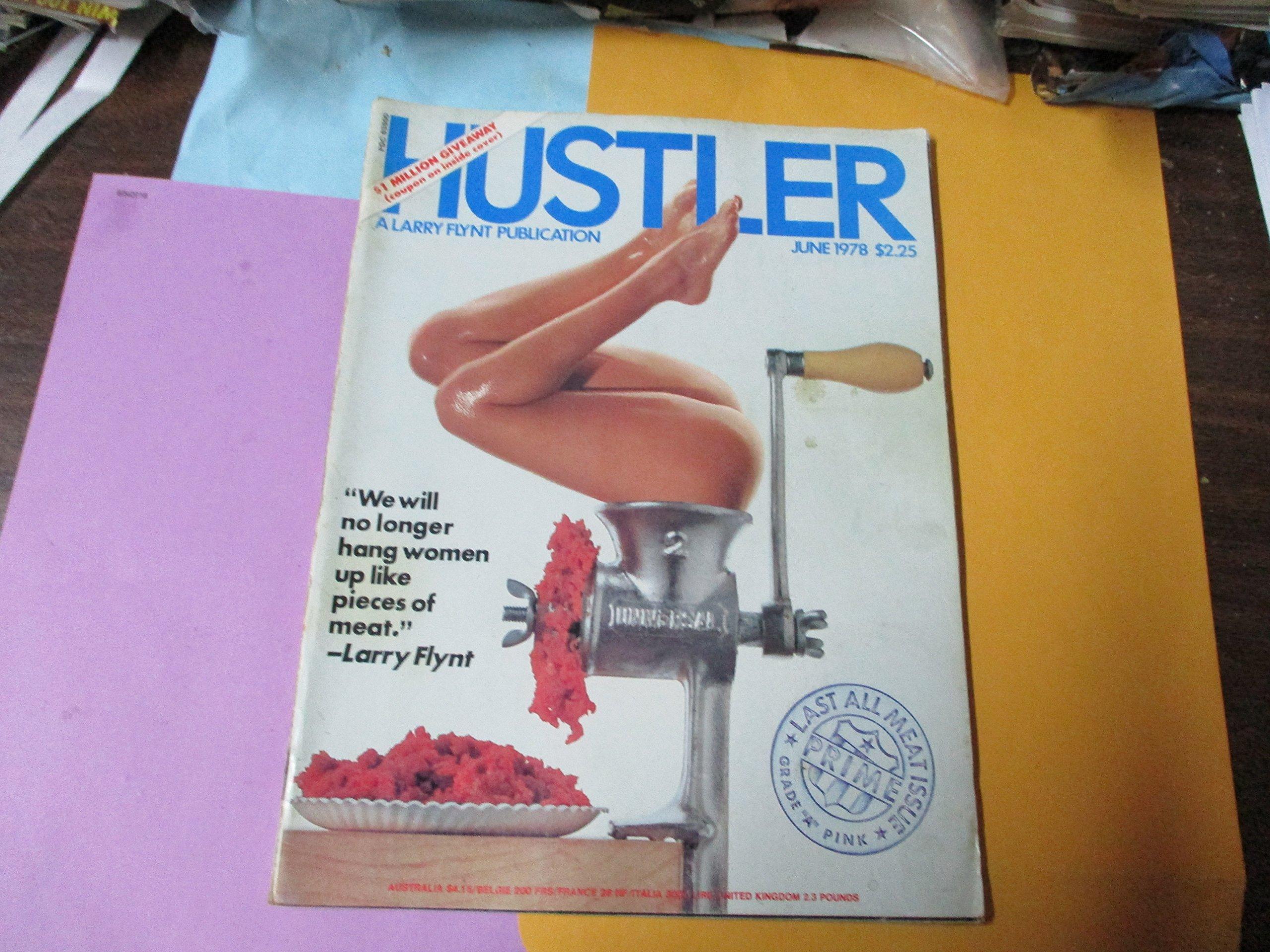 Hustler Meat Grinder Cover