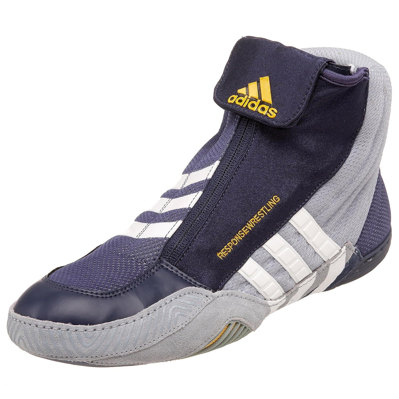 Adidas G50324 adiZero Sydney Black & Gold Wrestling Shoes