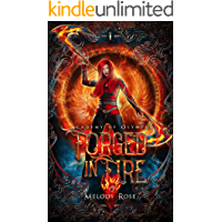 Forged in Fire (Academy of Olympus Book 1)