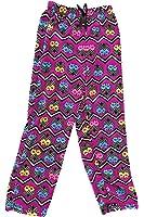 Just Love Cute Character Plush Pajama Pants for Girls - Fleece PJs