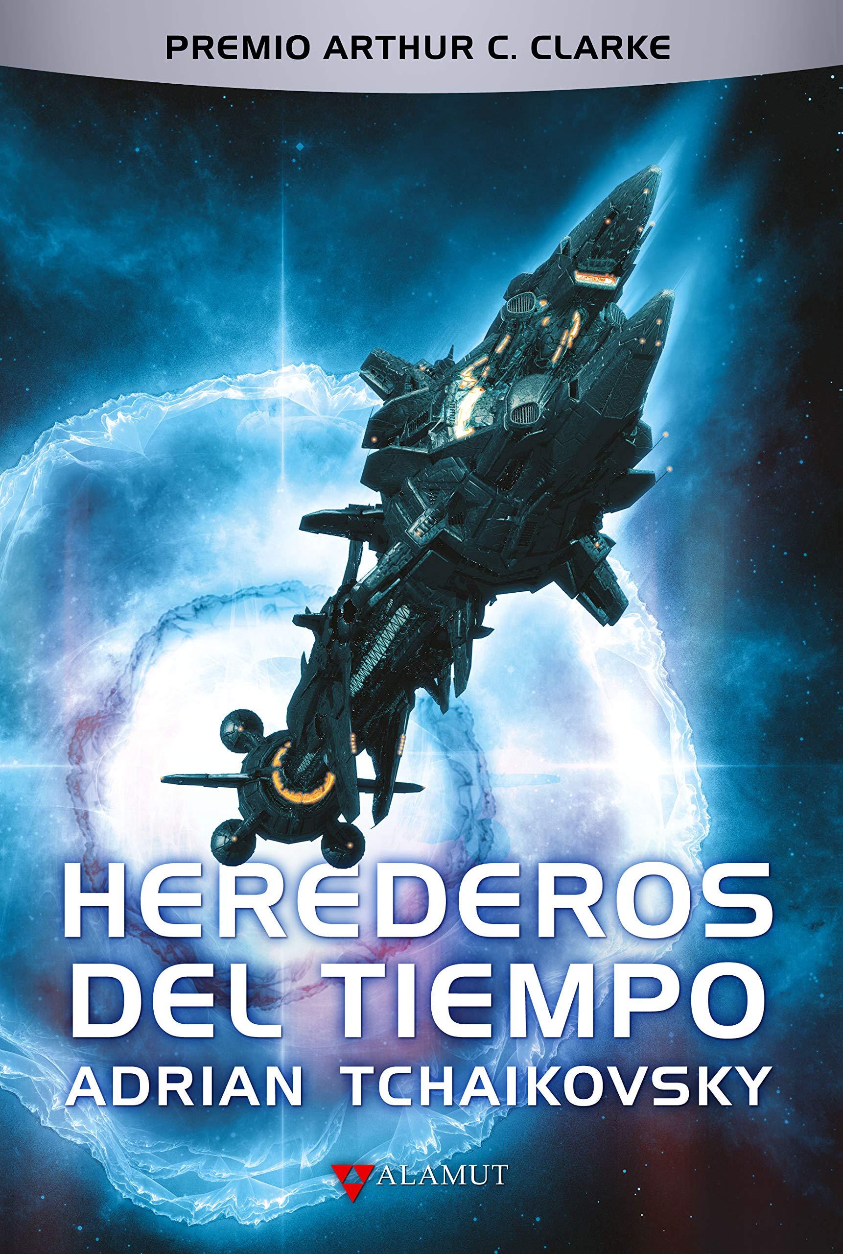 Herederos del tiempo (Alamut Serie Fantástica): Amazon.es: Adrian Tchaikovsky, Luis García Prado: Libros