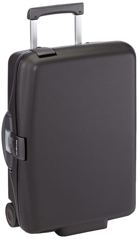 New black grey samsonite pp cabin collection upright 55 for Samsonite cabin luggage