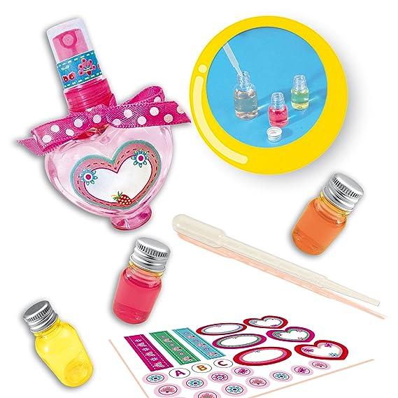 Ses creative 00929 - Set para crear perfumes [importado de Alemania]: Amazon.es: Juguetes y juegos