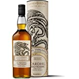 Cardhu Gold Reserve Single Malt Scoth Whisky 70cl - House Targaryen Game of Thrones Limited Edition