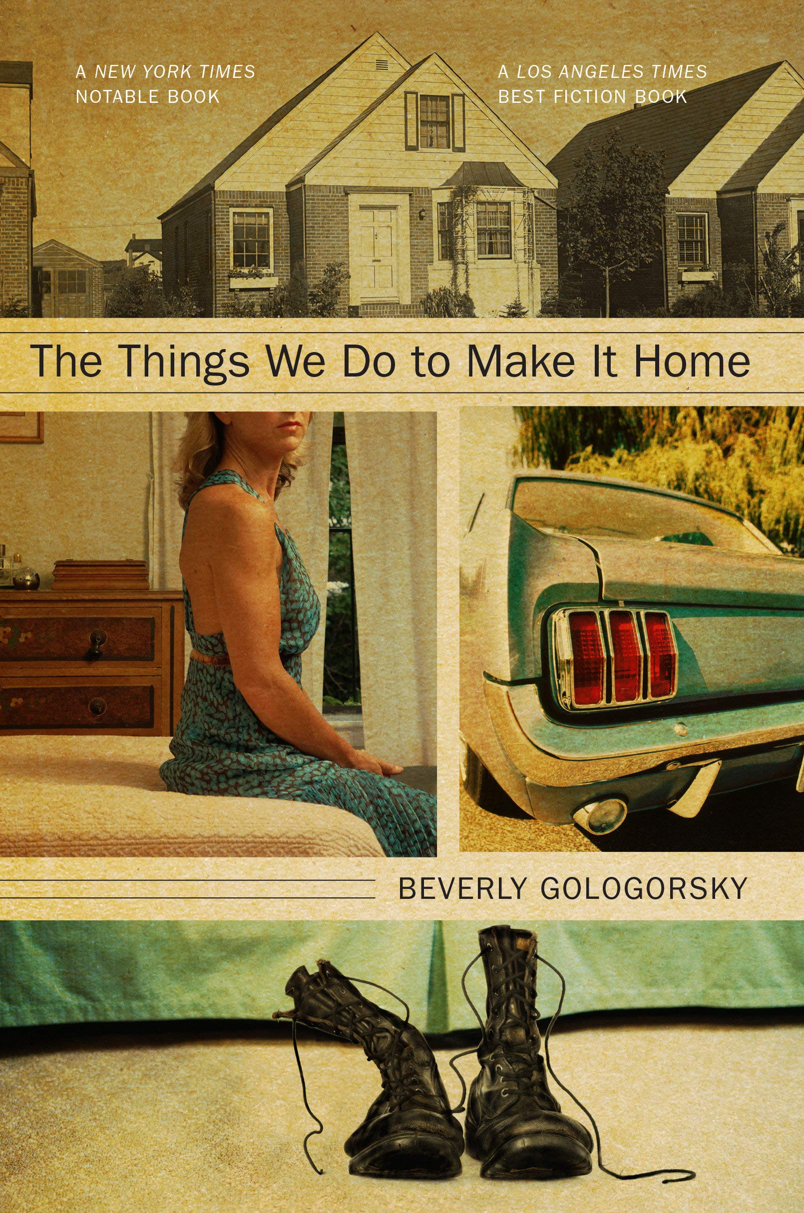 The Things We Do to Make It Home ebook