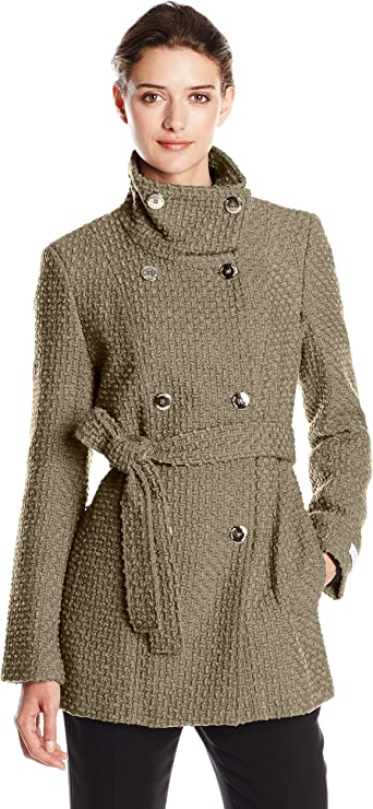 Calvin Klein Women's Wool Coats: Amazon