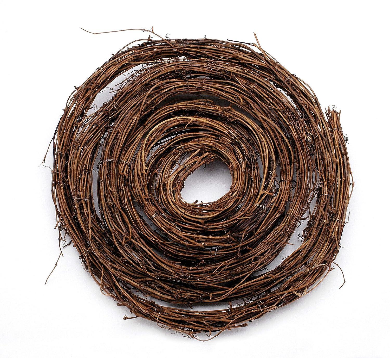 Darice 1/2-Inch Twig Garland, 15-Feet