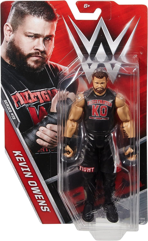 WWE DXG01 Series #73 Kevin Owens Figure 6