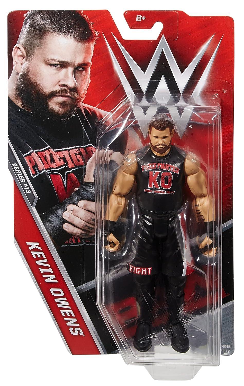 WWE DXG01 Series #73 Kevin Owens Figure 6 6 Mattel
