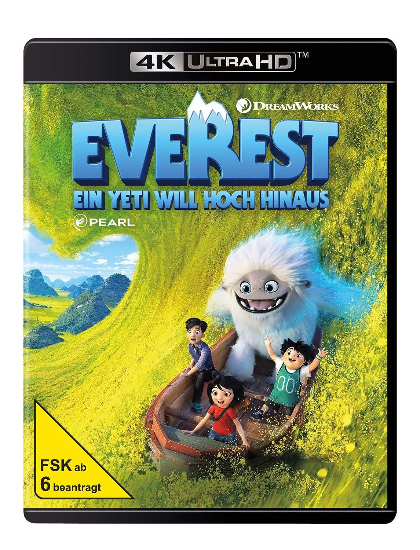 Everest ein yeti will hoch hinaus stream