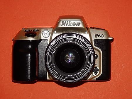 FOTOTECHNIK by LLL Fotos - Nikon F60 - SLR Camera incl. Lente ...