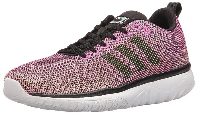 Adidas neo  mujer 's cloudfoam Super Flex W corriendo zapatos :
