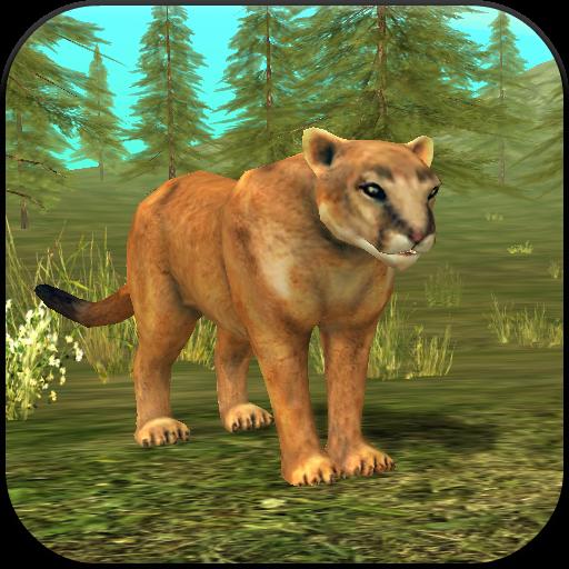 - Wild Cougar Sim 3D