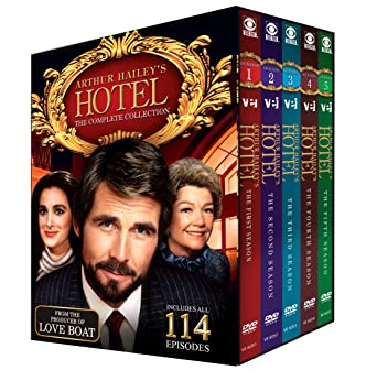 Amazon com: Hotel: Complete Collection: Arthur Hailey