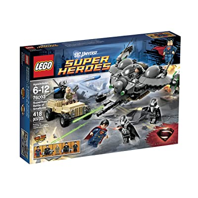 LEGO Superheroes 76003 Superman Battle of Smallville: Toys & Games