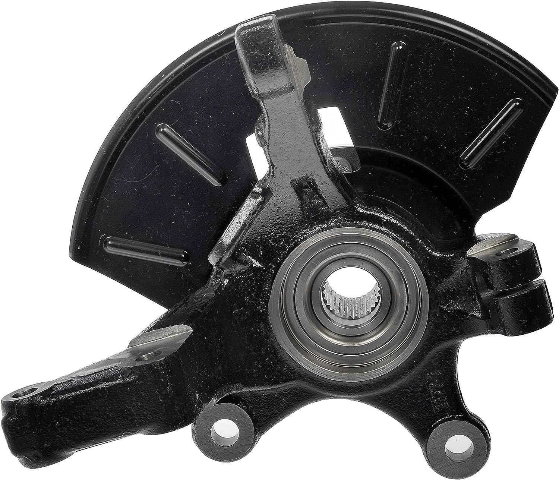Dorman 698-405 Front Driver Side Loaded Steering Knuckle for Select Ford Mazda Mercury Models