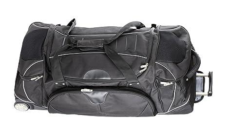 Fortuna – Mochila con ruedas de funda + función – – Bolsa de viaje bolsa de deporte – 96 cm/145liter