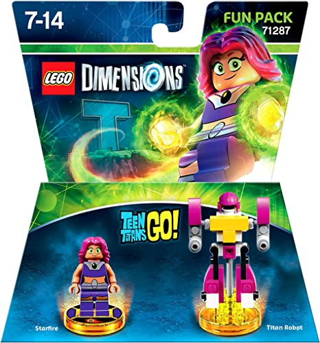 Warner Bros Interactive Spain Teen Titans GO! [Fun Pack]: Amazon ...