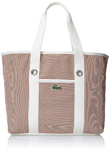 Amazon.com: Lacoste Bolsa de la compra de la mujer Summer ...