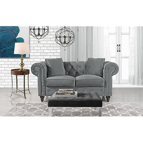 Ashley Furniture Waco Texas: Victorian Sofa: Amazon.com