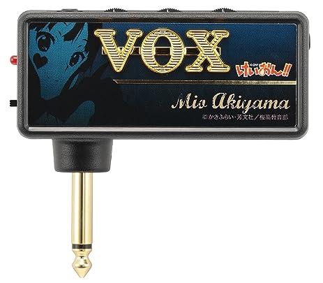VOX Amplug Mio Akiyama Bk Limited Edition K-on