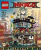 LEGO Ninjago City 70620 Building Kit (4867 Piece)