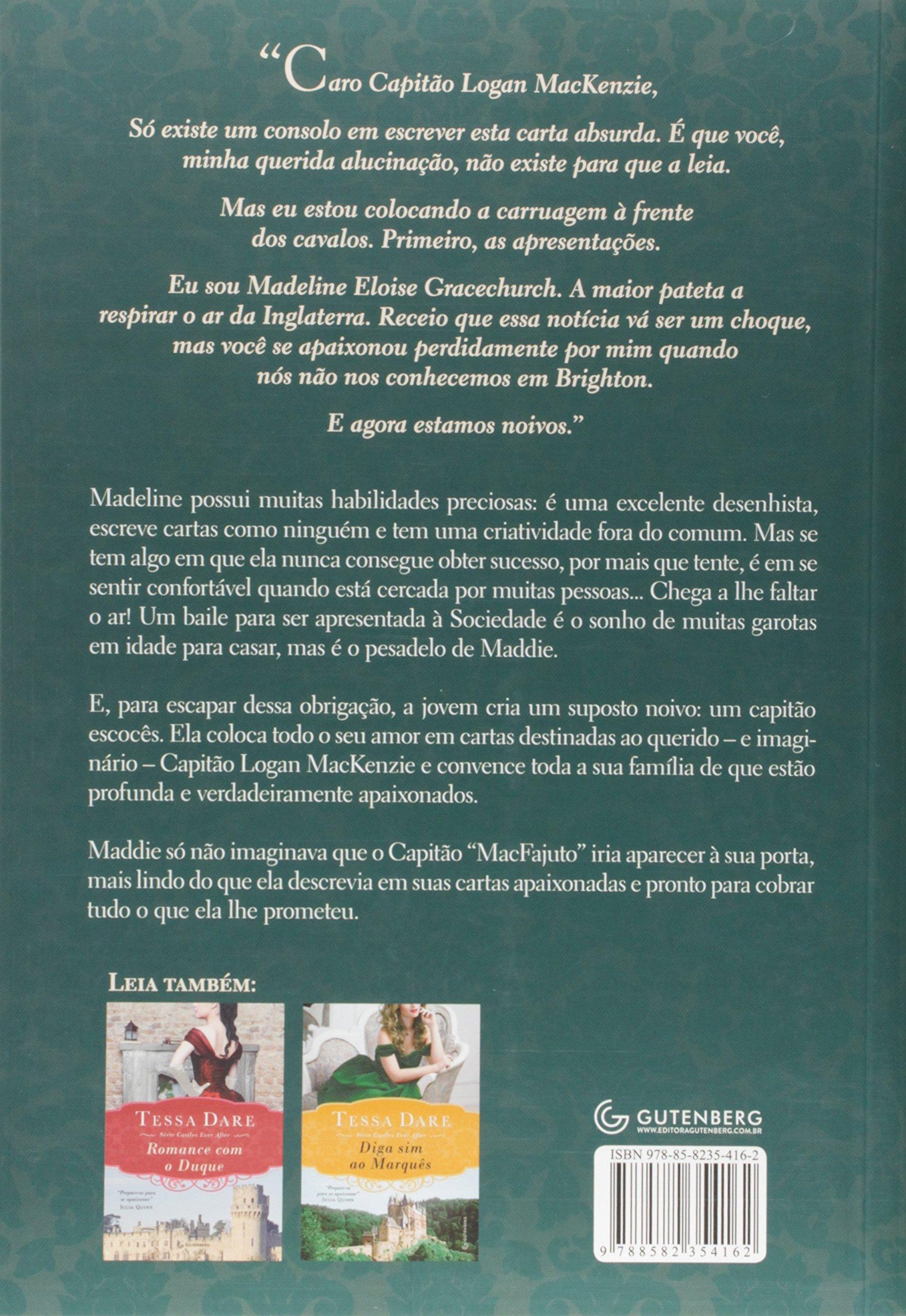 A Noiva do Capitão (Em Portuguese do Brasil): Tessa Dare ...